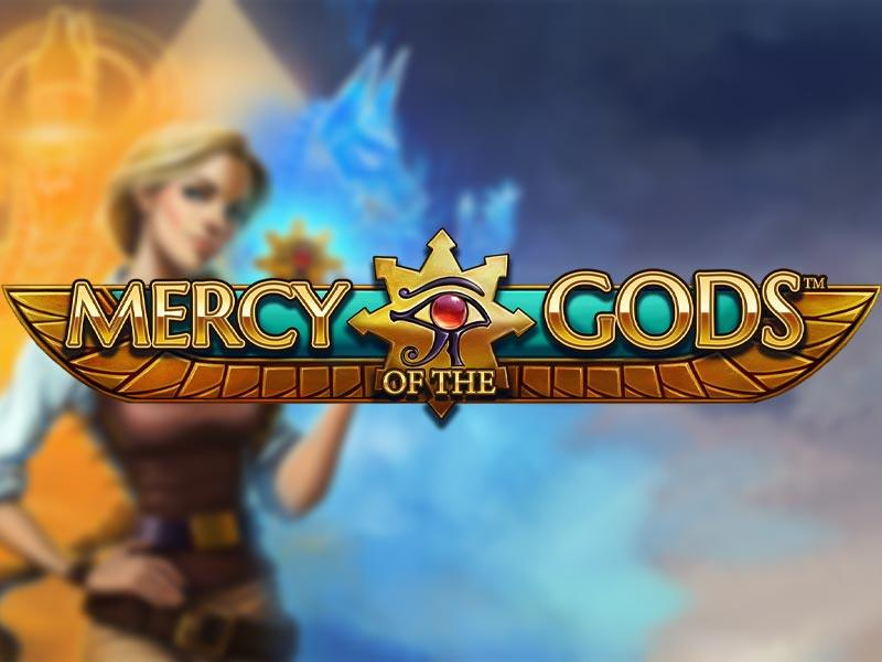 Mercy of the Gods free slot Logo