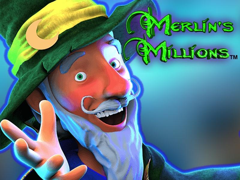 Merlins Magic Online Slot