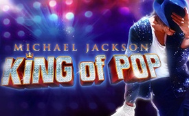 Michael Jackson Slot: Get $100 Welcome Bonus At Royal Panda Casino