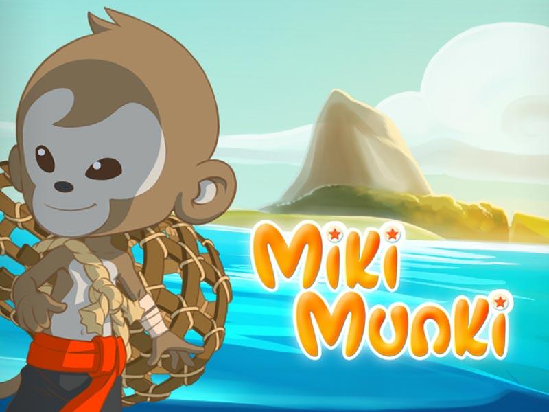 Miki Munki Online Slot