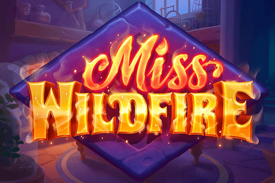 Miss Wildfire Slot Featured Image