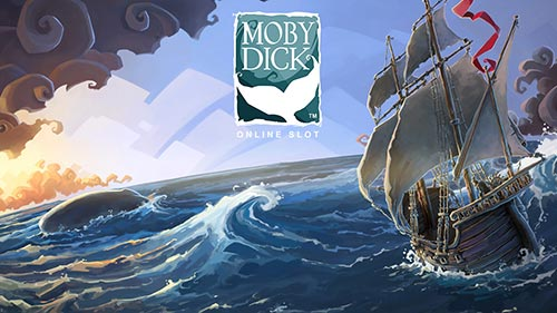 Moby Dick Slot Overview Logo
