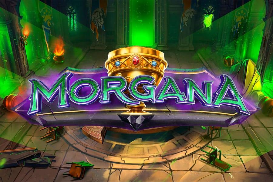 Morgana Slot Featured Image