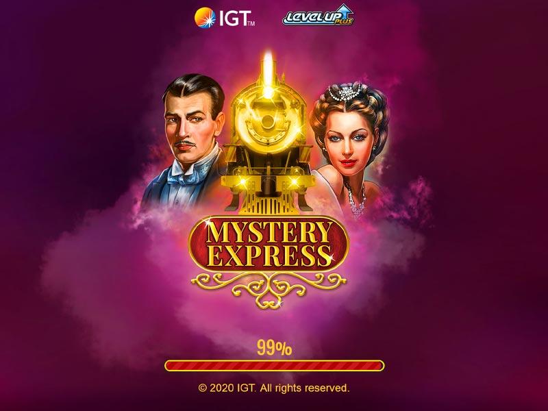 Mystery Express Free Slot