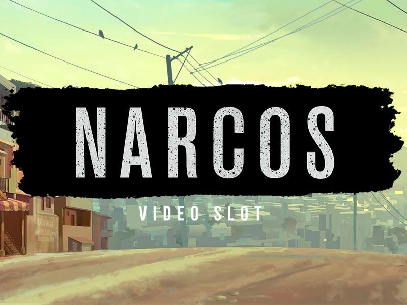 Narcos Free Slot Logo