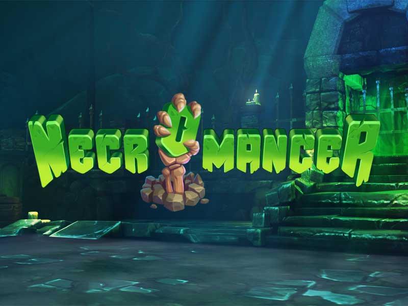 Necromancer Slot Featured Image