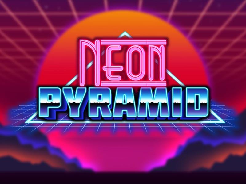 Neon Pyramid Free Slot