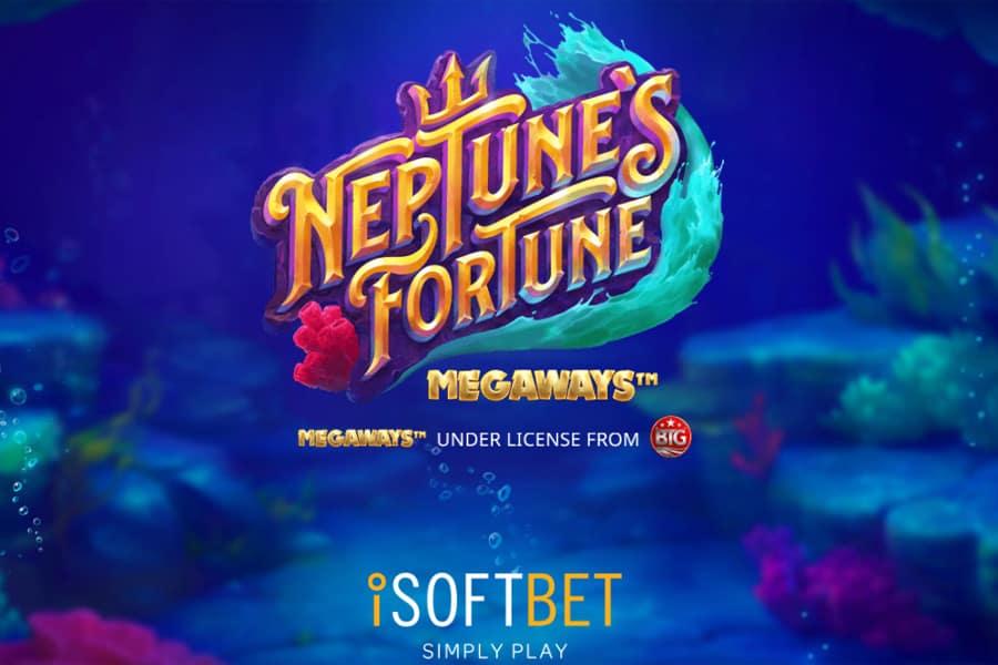 Neptunes Fortune Megaways Slot Featured Image