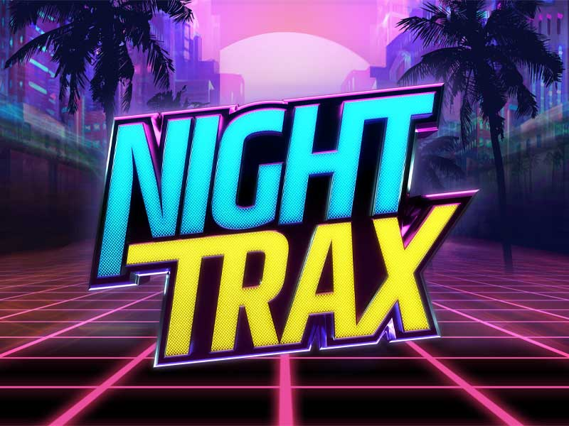 Night Trax ELK Studios Slot