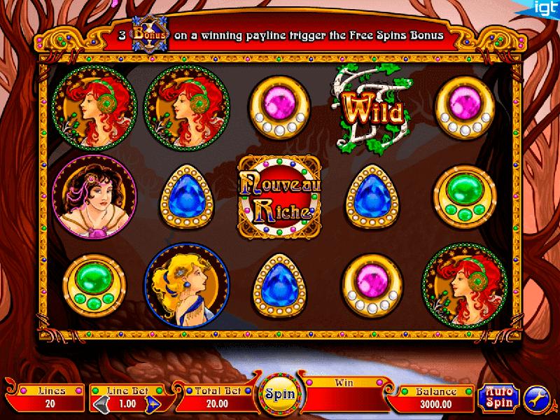 Free Slot Machines with Bonus Rounds — No Download