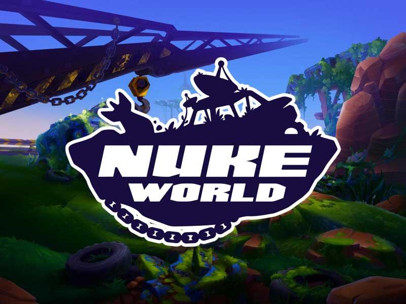 Nuke World Slot Featured Image