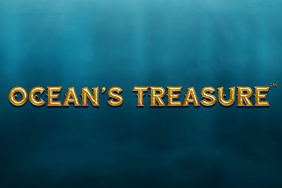 Oceans Treasure Slot Featured Image