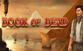 50 Free Spins on Book of Dead on Wednesdays by CasinoEuro
