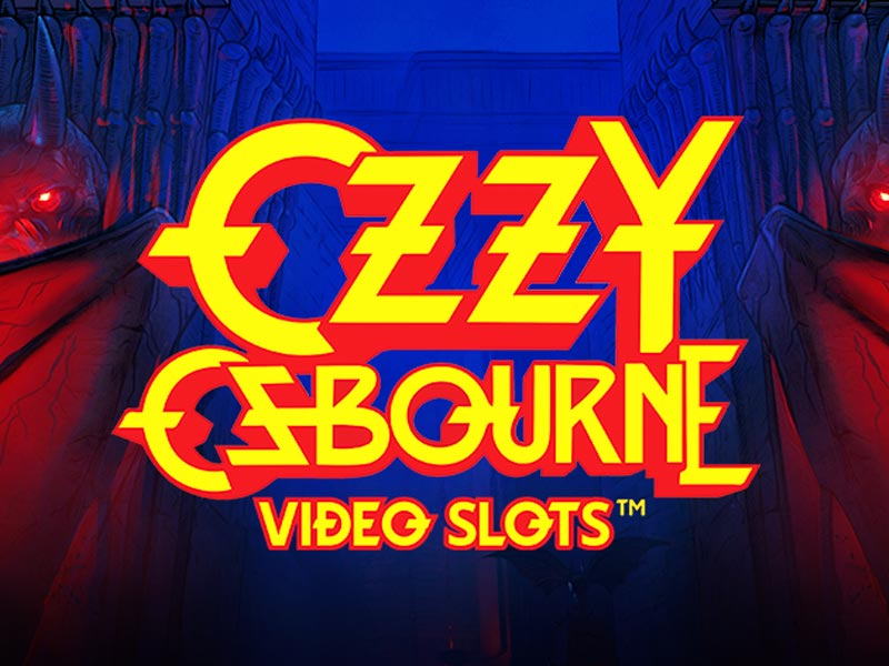 Ozzy Osbourne Video Slot Featured Image