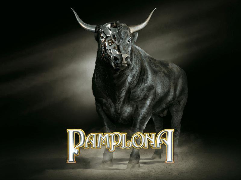 pamplona slot logo