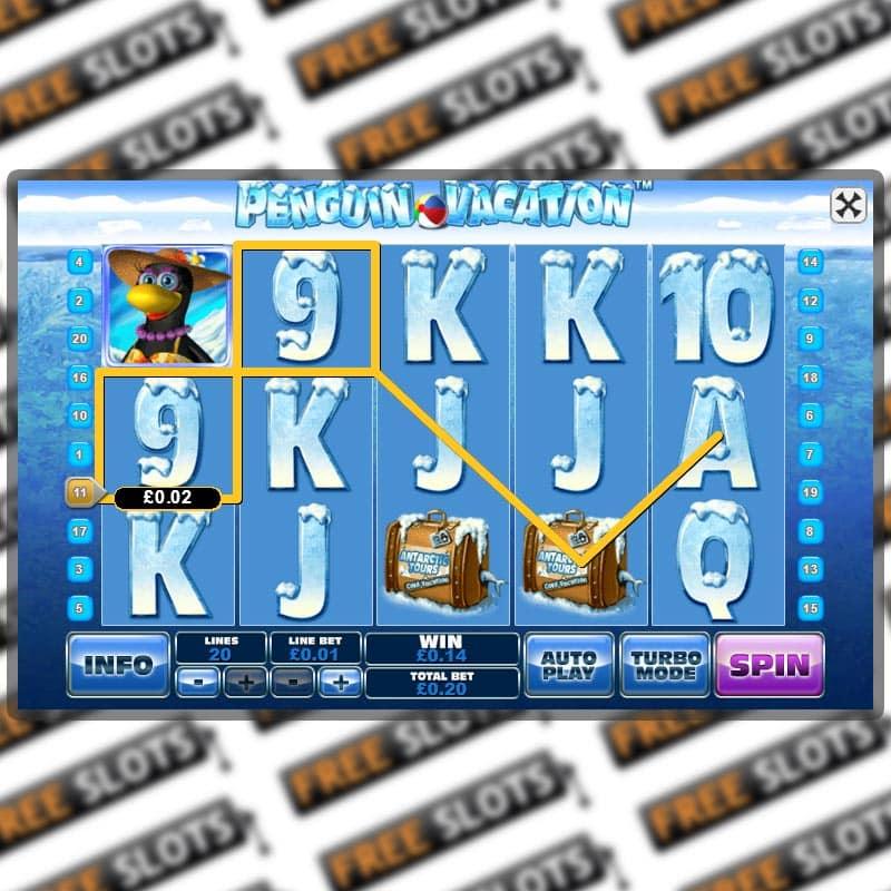 Penguin Slot Machine Games