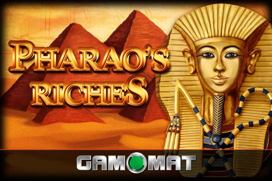 Pharaos Riches Slot Featured Image