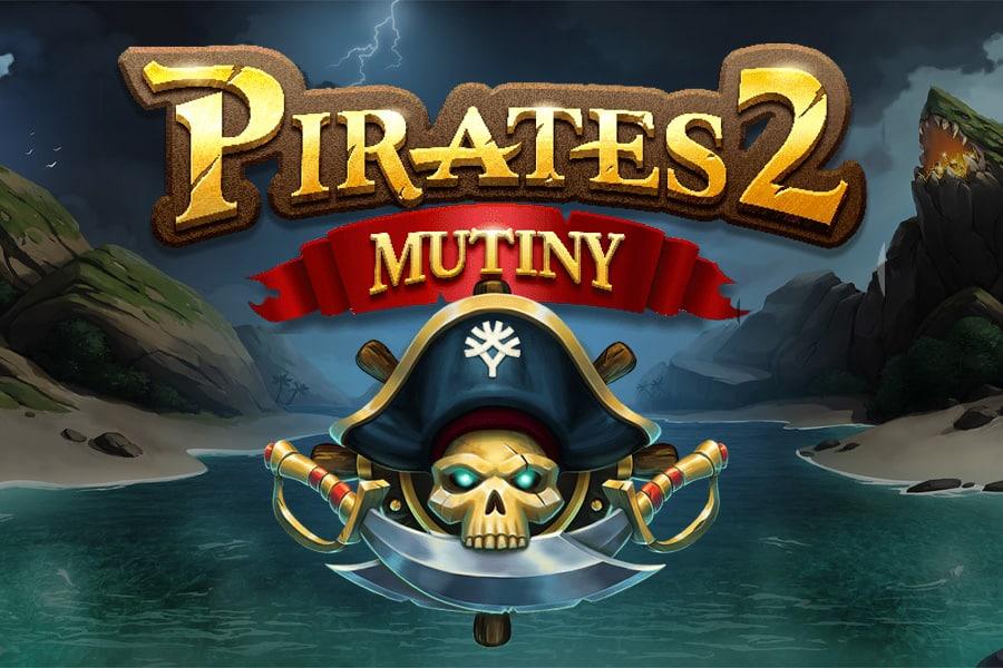 Pirates 2 Mutiny Slot Featured Image