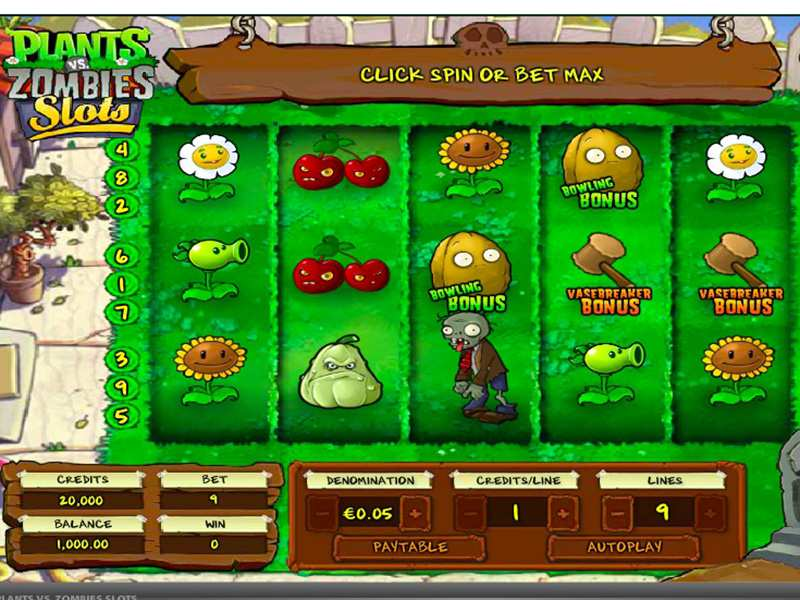 Zombie Slot Machine - Play Online for Free or Real Money