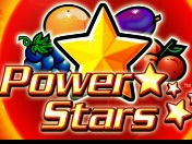 Power Stars slot in a free play