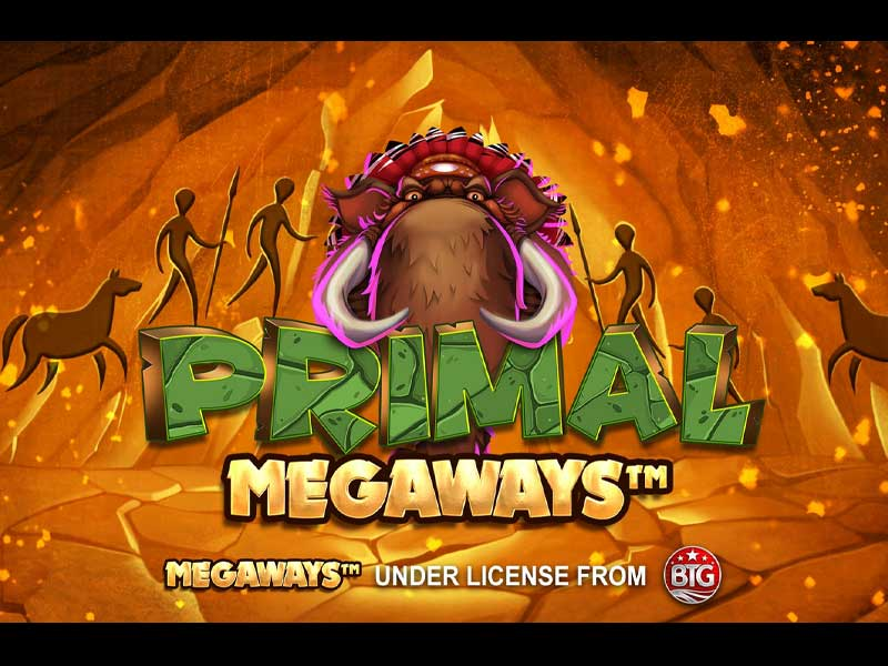 Primal Megaways Slot Machine