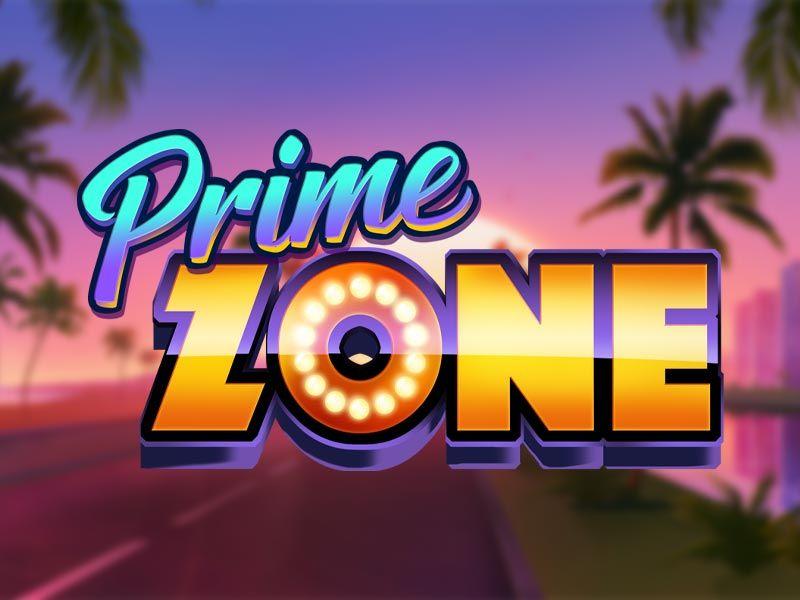 Prime Zone Free Slot Logo