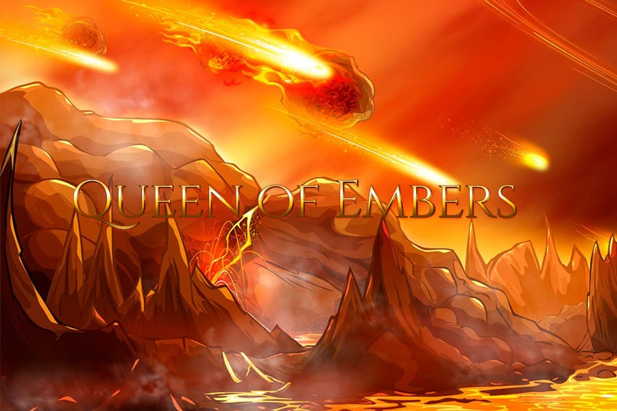 Queen Of Embers Slot Featured Image