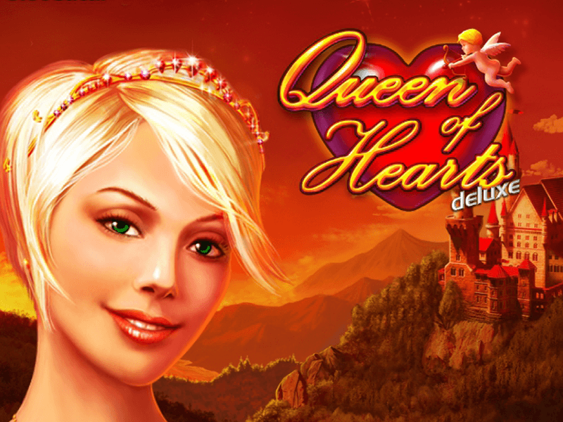 Slot Games Queen Of Hearts