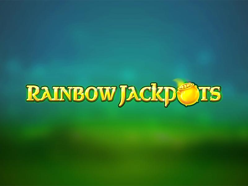 Rainbow Jackpots Slot Featured Image