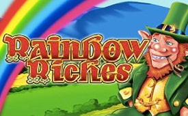 £5 + 10 Free Spins on Deposits for Rainbow Riches Slot in BetUK Casino