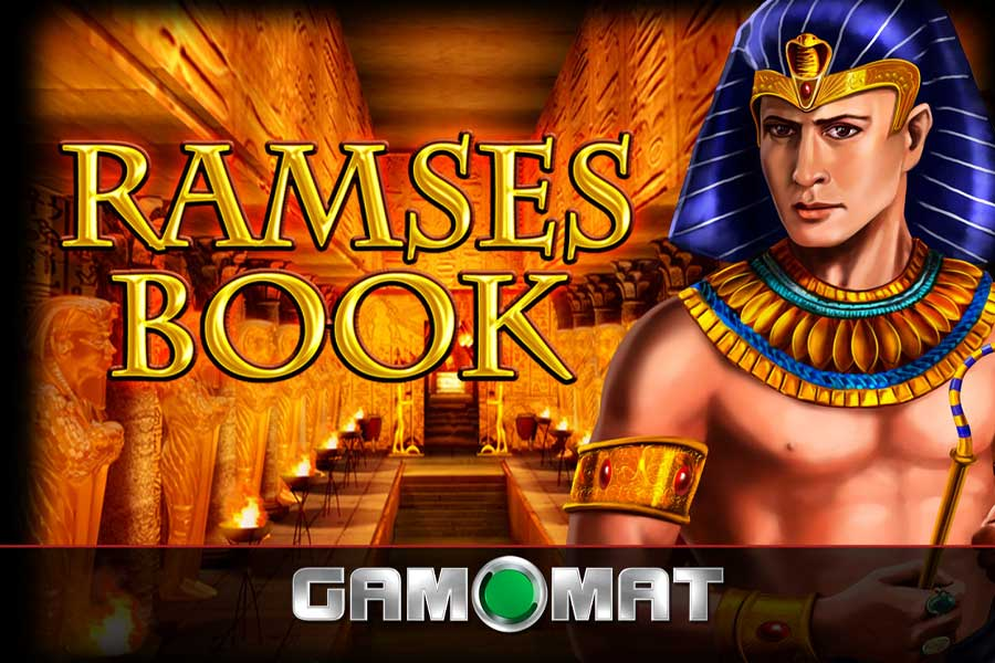 Ramses Book Slot Featured Image