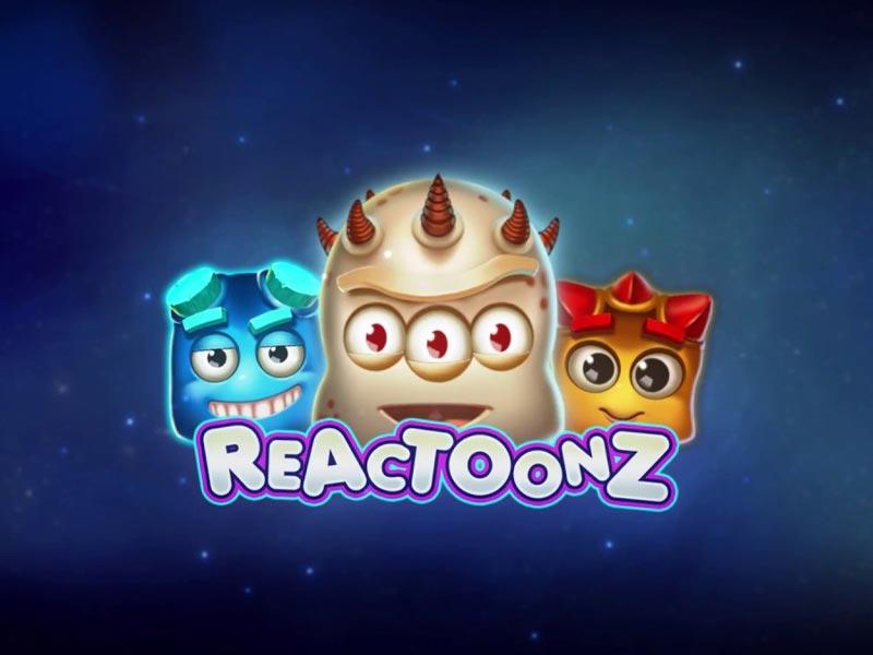 Reactoonz Slot Featured Image