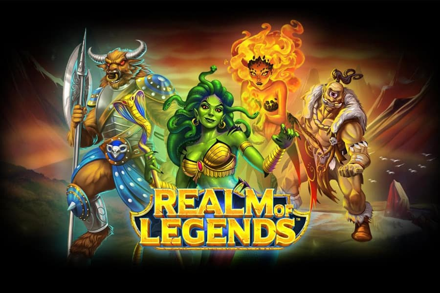 Realm of Legends Slot Featured Image