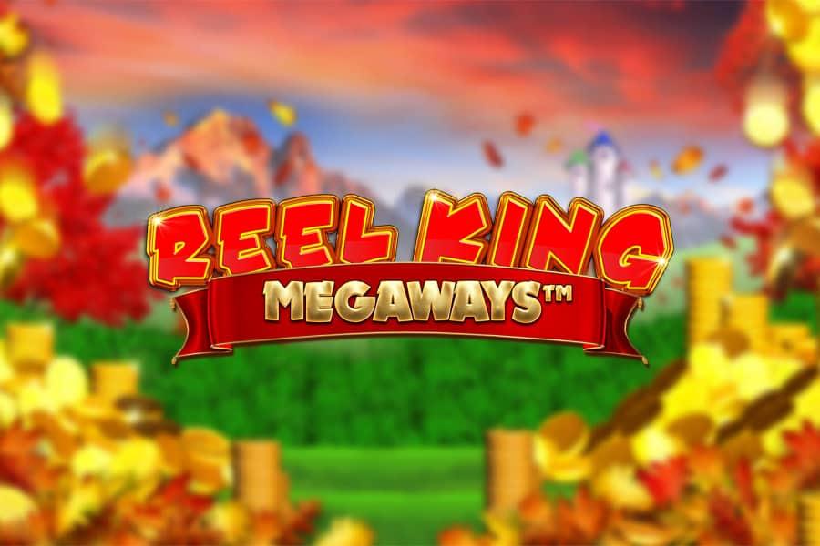 Reel King Megaways Slot Featured Image