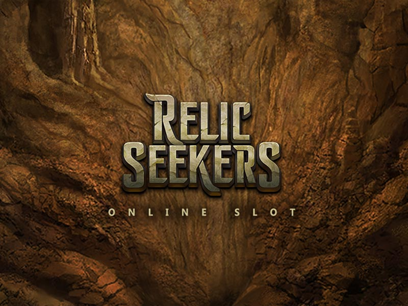Relic Seekers Slot Feature Image
