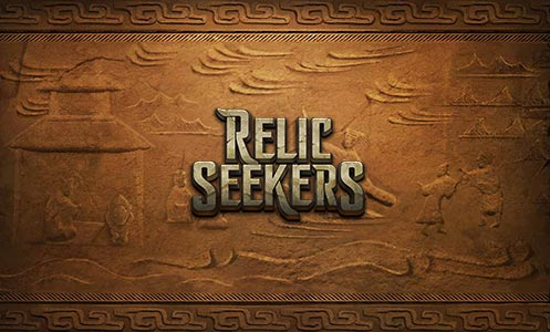 Relic Seekers Slot Logo