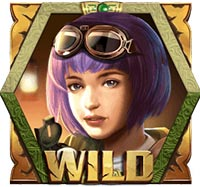 Relic Seekers Slot Wild Feature