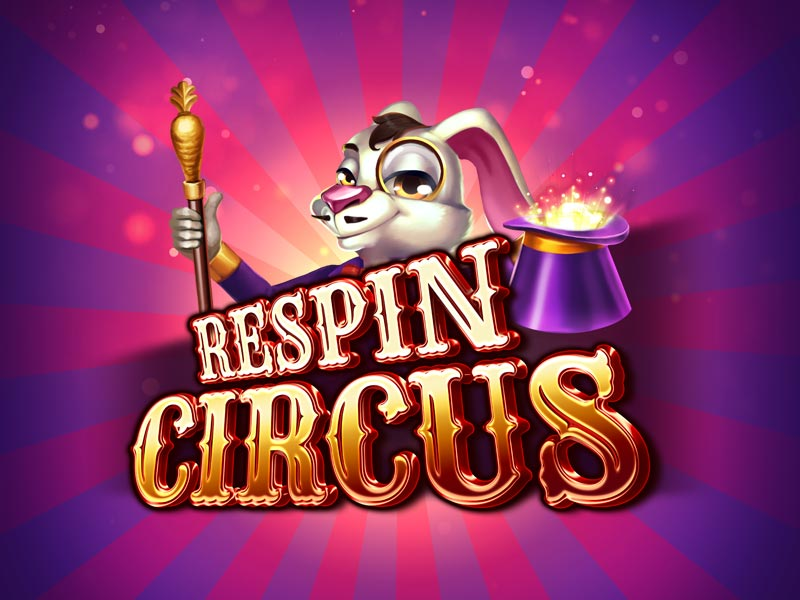 Respin Circus Slot Featured Image