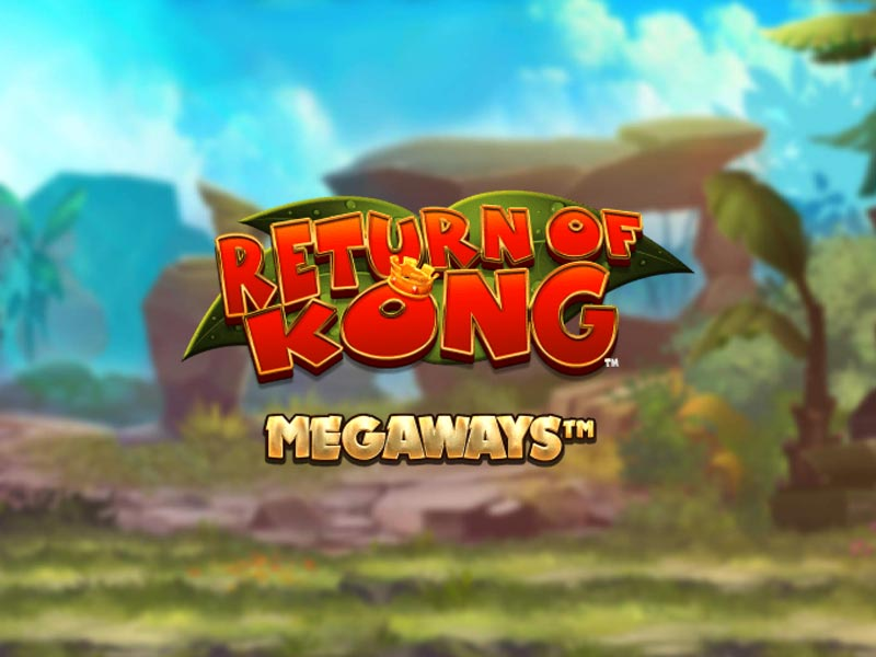 Return Of Kong Megaways Slot Featured Image