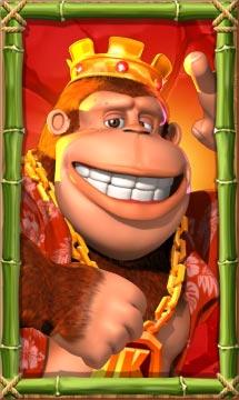 Return Of Kong Megaways Slot Overview Logo