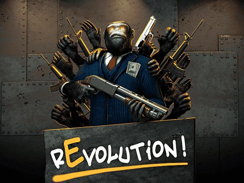 revolution slot game