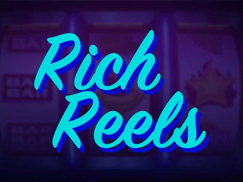 Rich Reels Slot Featured Image