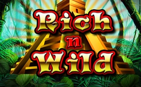 Get $/€100 + 50 Free Spins on Rich Wild Slot by Slots Magic Casino