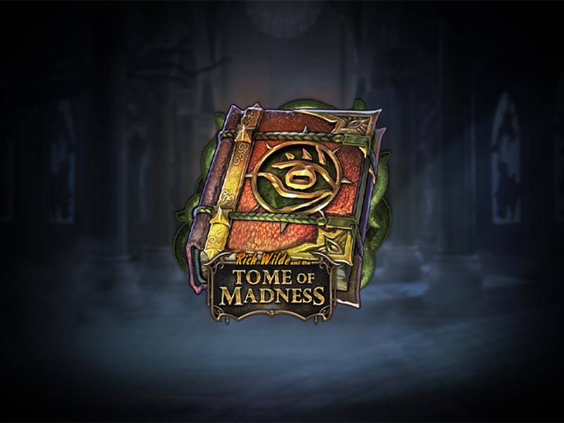 Rich Wilde And The Tome Of Madness Slot Free Featured Image