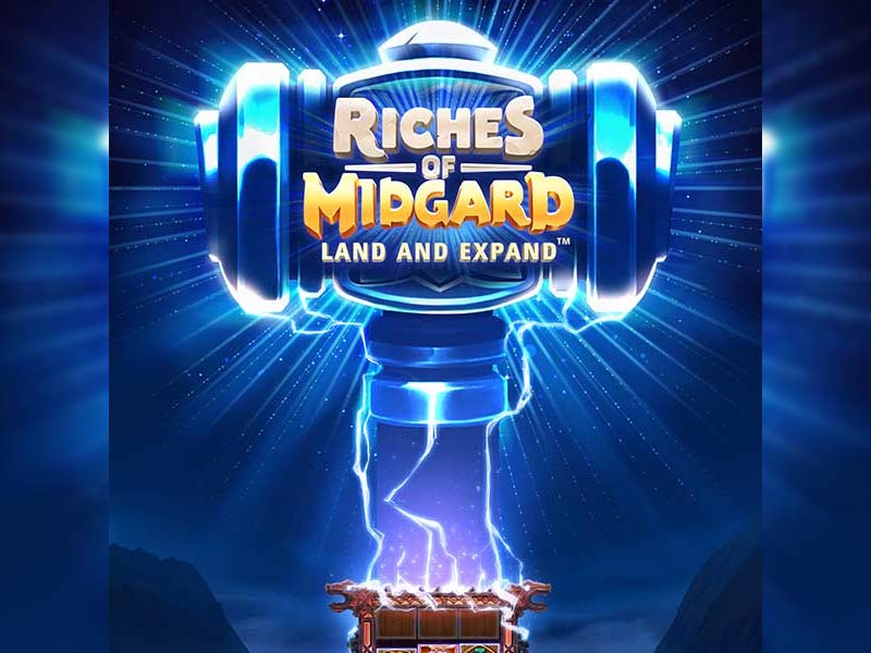 Riches of Midgard: Land and Expand Free Slot