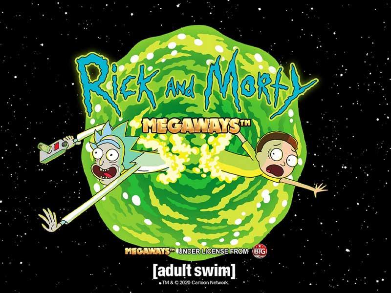 Rick and Morty Megaways Free Slot