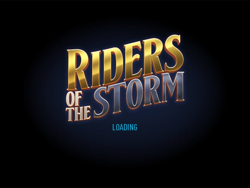 Riders Of The Storm Slot Game Free