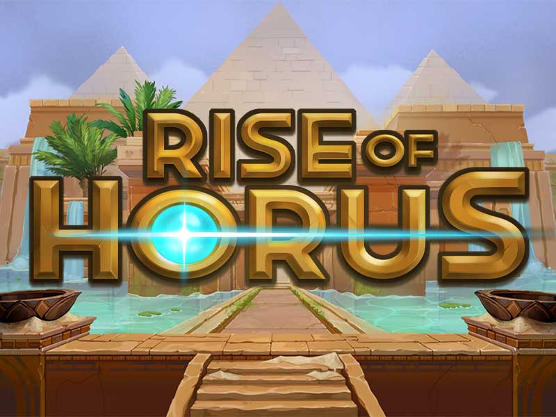 Rise of Horus Slot Featured Image