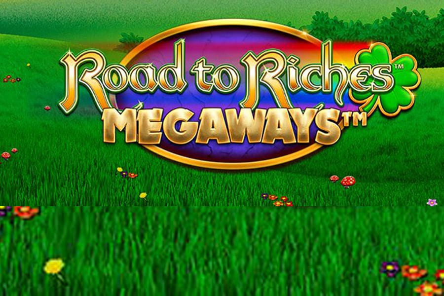 Road To Riches Megaways Slot Featured Image