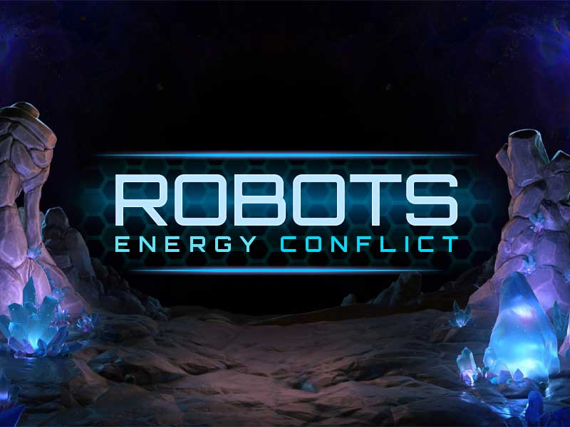 Robots Energy Conflict Slot Featured Image